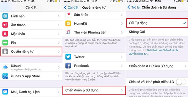 Hướng dẫn kiểm tra số lần sạc pin iPhone