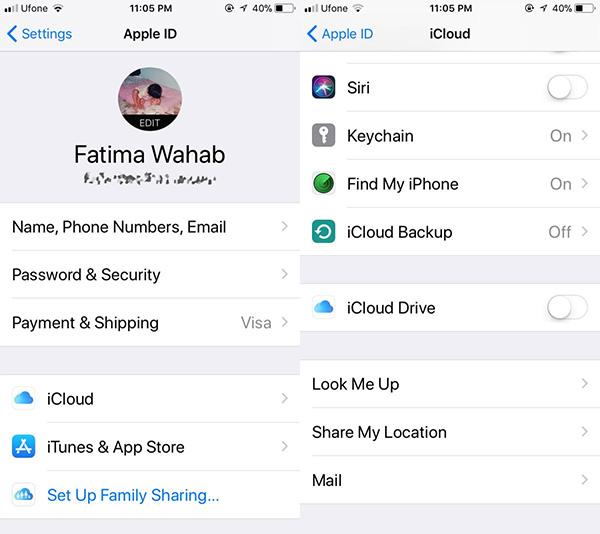iCloud là một dạng lưu trữ đám mây của riêng Apple