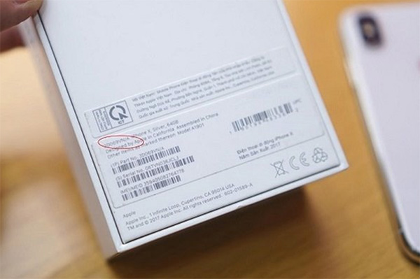 Kiểm tra xuất xứ iPhone qua số Seri thông qua website kiểm tra Serial Apple
