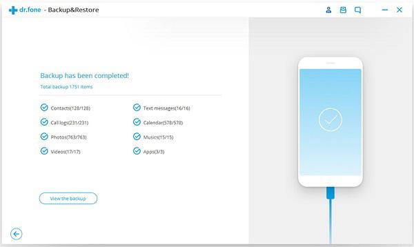 Chỉ với 7 bước bạn đã có thể sao lưu dữ liệu Samsung vào máy tính an toàn