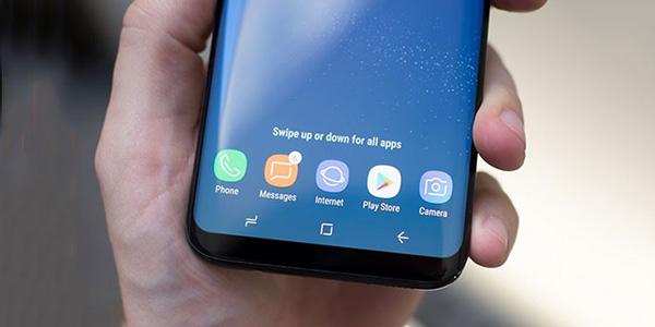 Cách test màn hình Samsung (1)