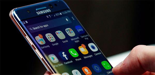 Test màn hình Samsung trước khi mua để hạn chế rủi ro, hỏng hóc màn hình