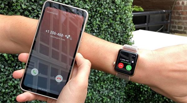Về lý thuyết thì không thể kết nối Apple Watch với một thiết bị Android được