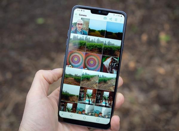 Cách chụp màn hình Android này áp dụng cho mọi dòng điện thoại Android