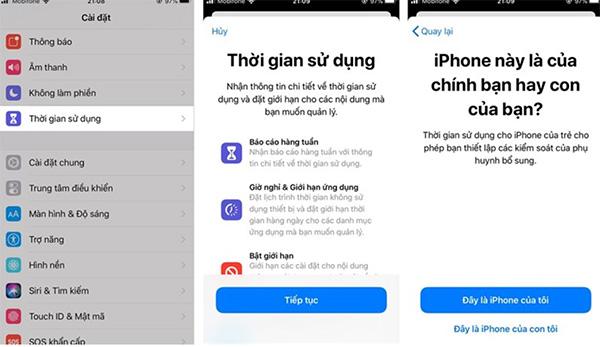 Cách đặt mật khẩu cho ứng dụng trên iPhone không cần phần mềm