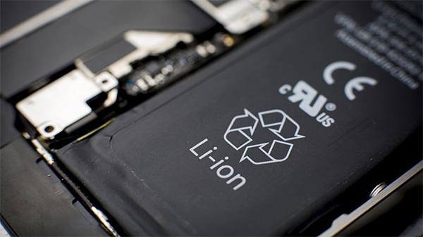 Chuẩn pin Li-ion trên iPhone