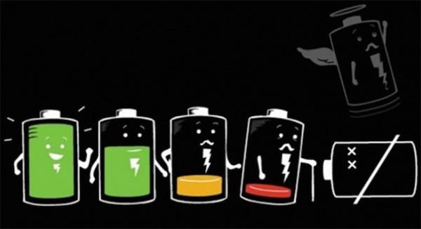 Pin điện thoại bị tụt nhiều dù không sử dụng
