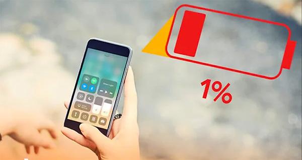 Kiệt pin điện thoại là tình trạng sử dụng pin điện thoại tới cạn kiệt và tự tắt nguồn