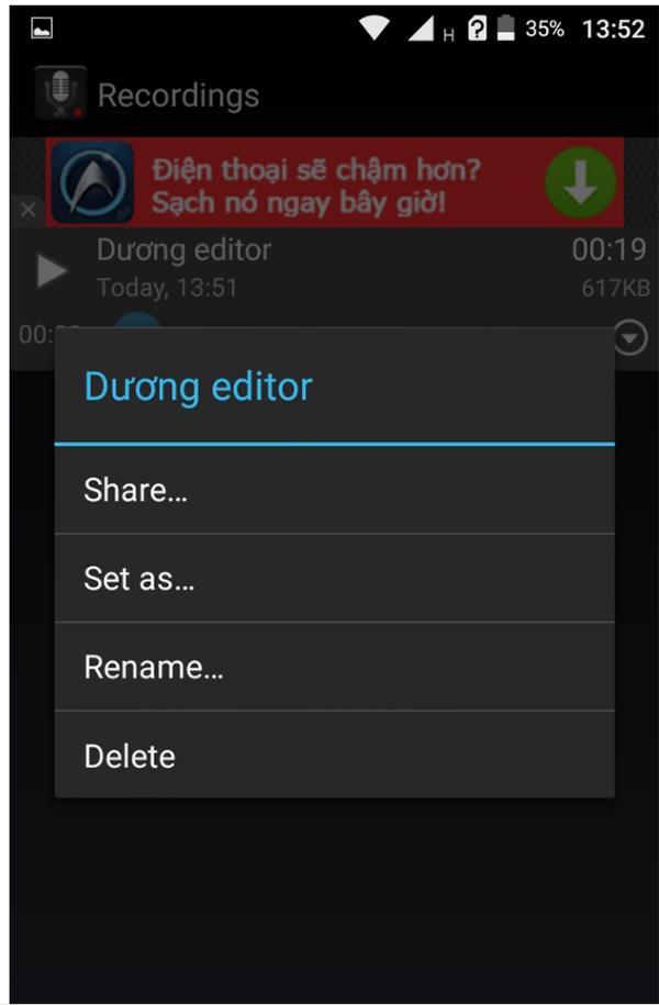 Cách ghi âm cuộc gọi trên Android (3)