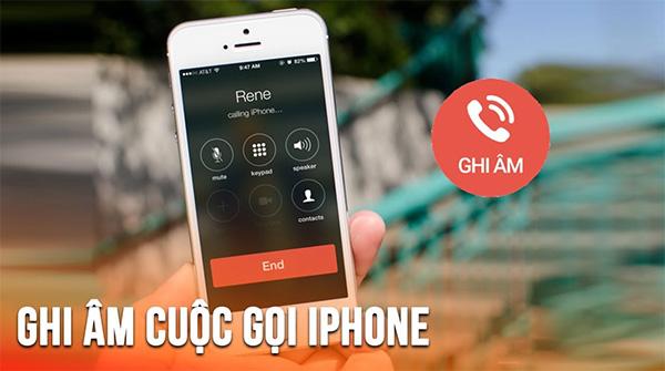 Cách ghi âm cuộc gọi Zalo trên iPhone sử dụng phần mềm