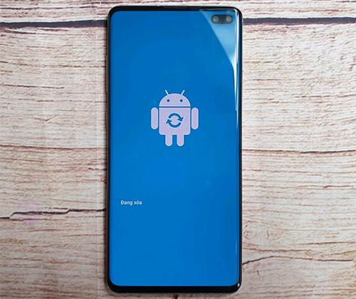 Khôi phục cài đặt gốc điện thoại Android là gì?