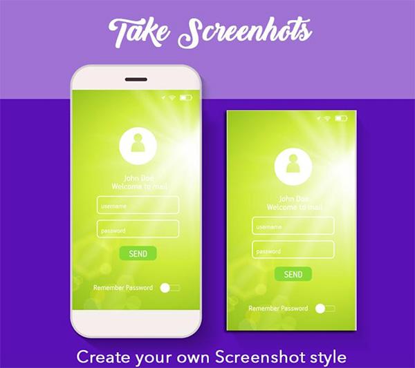 Phần mềm chụp ảnh màn hình Android Super Screenshot