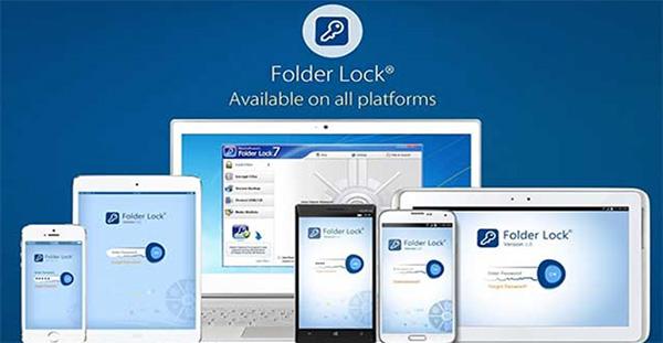 Phần mềm đặt mật khẩu tin nhắn trên iPhone Folder Lock