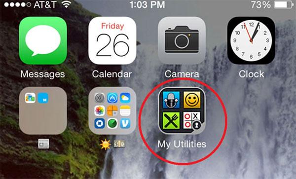 Phần mềm giấu ảnh trên iPhone Best Secret Folder