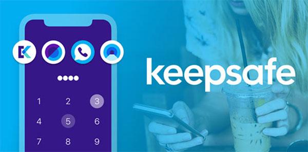 Phần mềm giấu ảnh trên iPhone Phần mềm giấu ảnh KeepSafe