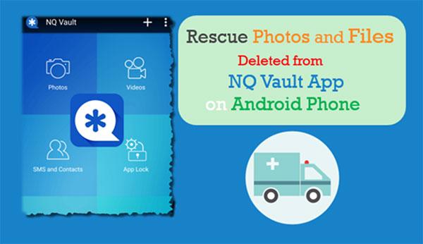Phần mềm giấu ảnh trên iPhone Phần mềm NQ Mobile Vault