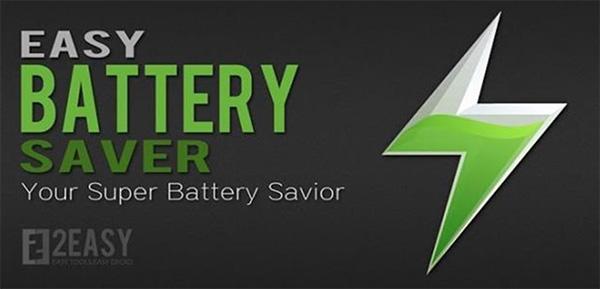 Ứng dụng quản lý pin Android - Easy Battery Saver