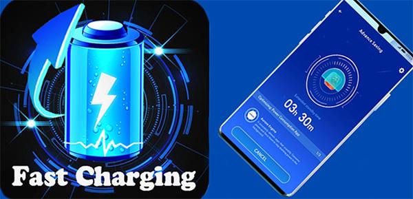 Phần mềm Fast sạc nhanh cho Android Charging Pro