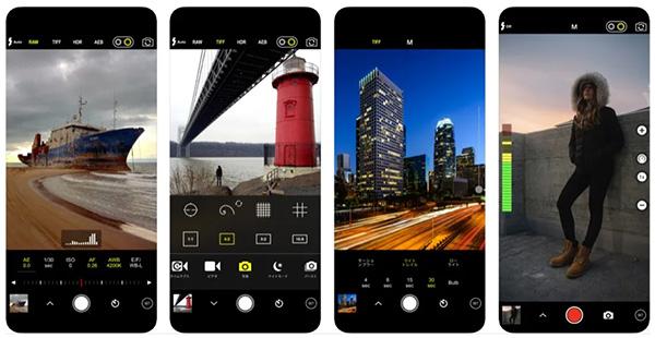 Ứng dụng chụp ảnh đêm đẹp cho điện thoại ProCam 7