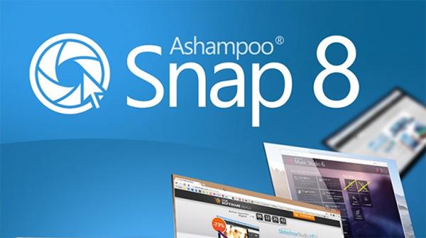 Ứng dụng chụp ảnh màn hình điện thoại Windows Phone Ashampoo Snap