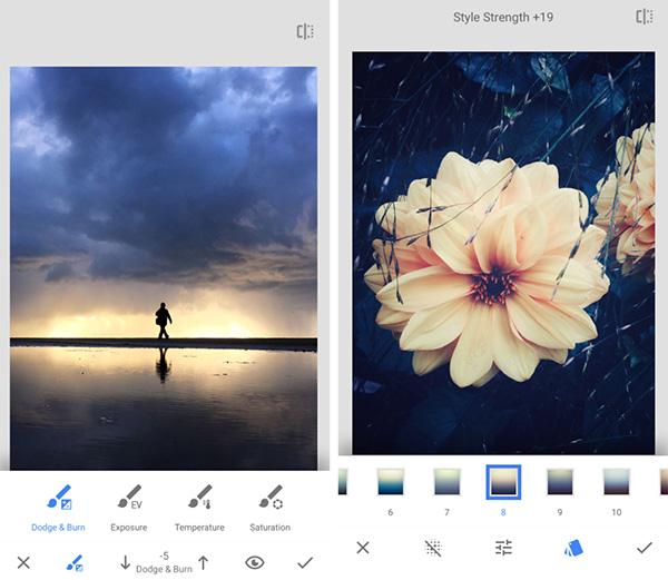 Sử dụng những ứng dụng làm nét ảnh hiệu quả
