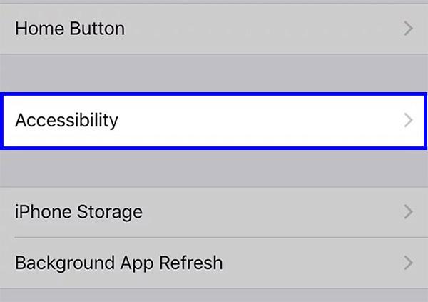 Cách thay đổi tốc độ con trỏ trượt trên iPhone (2)