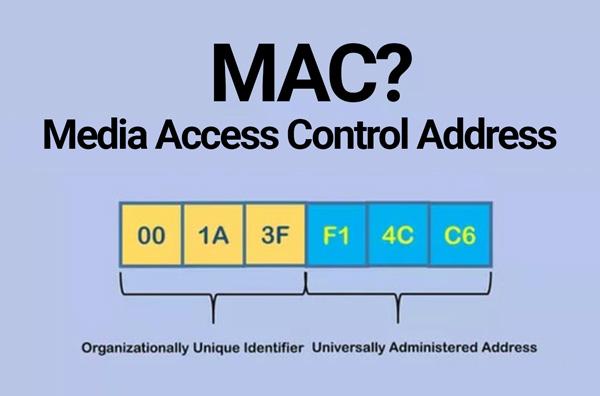 Địa chỉ MAC (Media Access Control Address) là gì