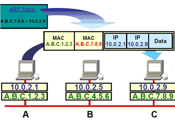 Địa chỉ MAC và IP là 2 khái niệm khác nhau mọi người cần phân biệt