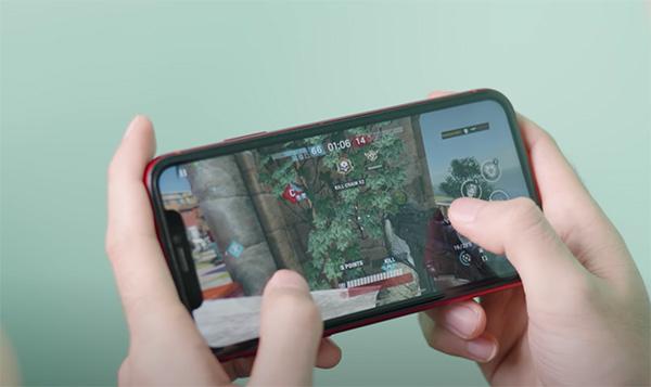 Hạn chế xem Livestream, chơi game trực tuyến khi pin yếu