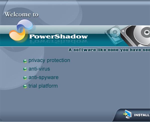 Phần mềm Power Shadow