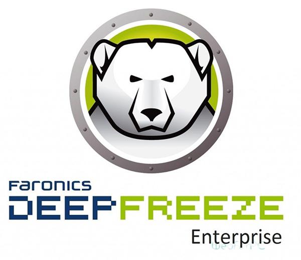 Phần mềm đóng băng ổ cứng máy tính Deep Freeze