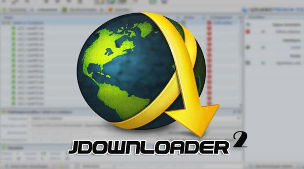 Phần mềm Download JDownloader