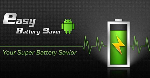 Ứng dụng tiết kiệm pin Android Easy Battery Saver