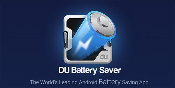 Ứng dụng tiết kiệm pin DU Battery Saver