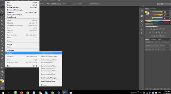 Photoshop là một phần mềm thiết kế, chỉnh sửa hình ảnh chuyên nghiệp trên máy tính