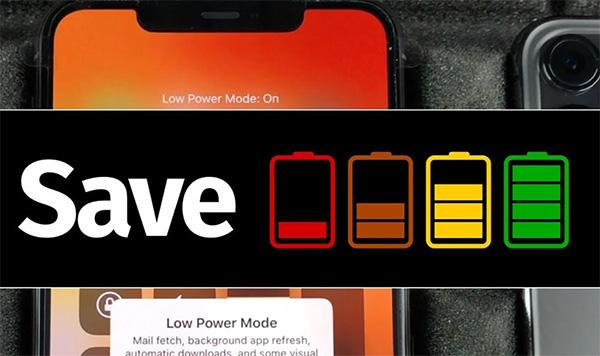 Chế độ tiết kiệm pin điện thoại là gì?