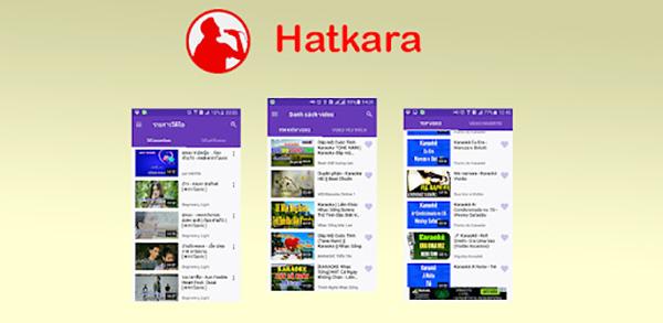 Phần mềm hát Karaoke trên máy tính Online trên hatkara.net