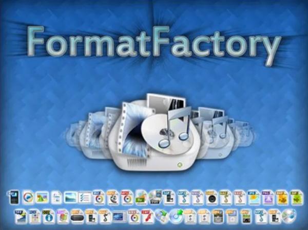 Phần mềm cắt video Format Factory