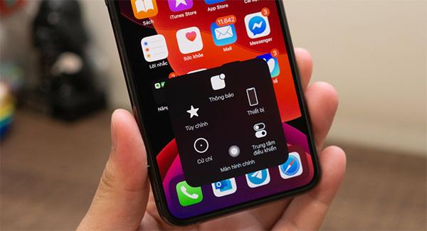 Nút Home ảo trên iPhone có rất nhiều tác dụng với người dùng iPhone