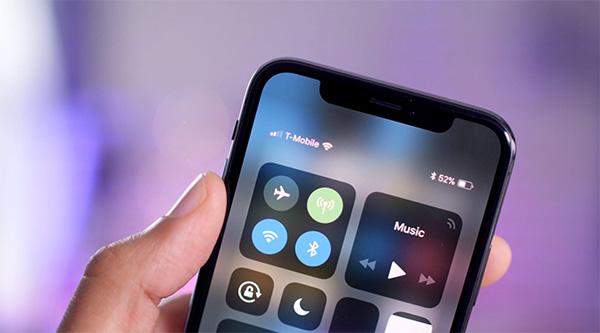 Cài đặt hiển thị phần trăm trên iPhone nhằm mục đích theo dõi tình trạng pin trên iPhone