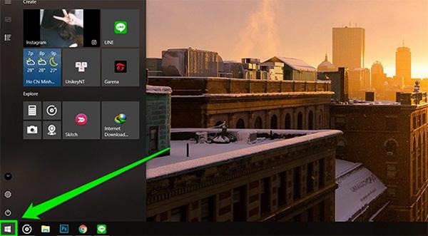 Cách kết nối laptop Windows 10 với tivi qua Wifi