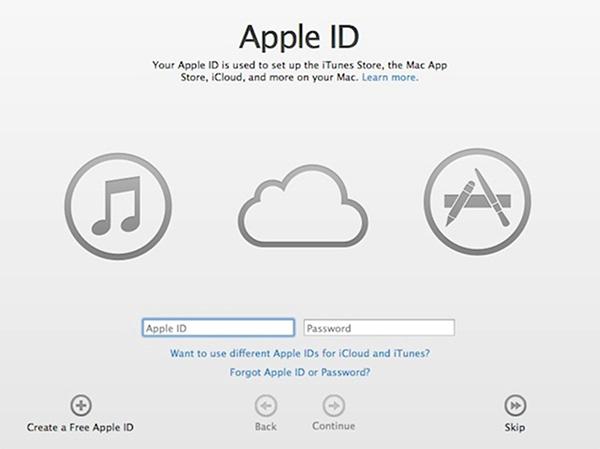 Bạn hoàn toàn có thể thay đổi được câu hỏi bảo mật iCloud