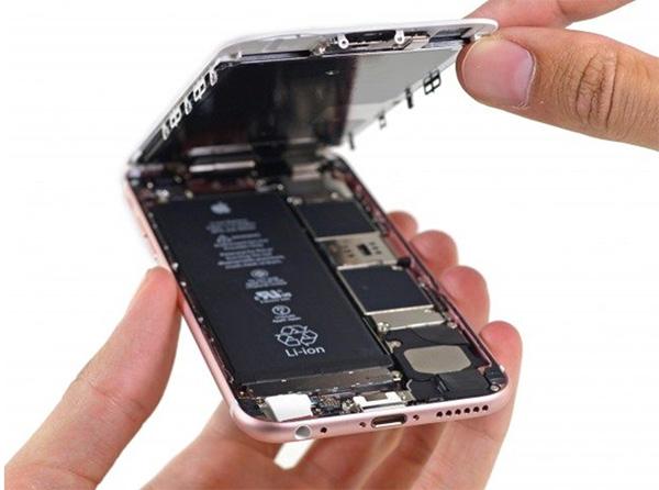 Sử dụng linh kiện điện thoại chính hãng