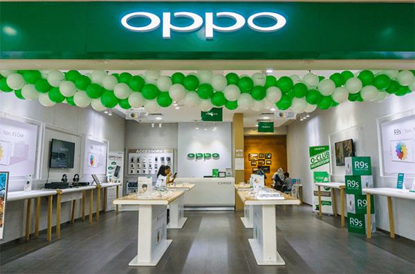 OPPO là một thương hiệu của Trung Quốc