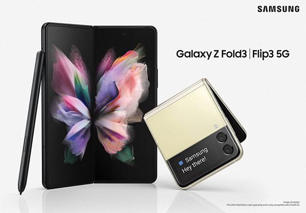 Galaxy Z Flip3 5G ra mắt cùng thời điểm Z Fold3 5G