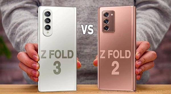 Z Fold3 5G có thiết kế cứng cáp hơn, có khả năng chống nước tốt hơn