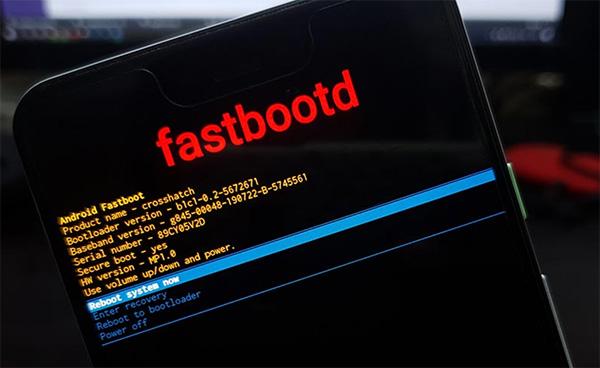 Fastboot được sử dụng để để chạy Team Win Recovery Project, giúp khôi phục mã nguồn mở cho Xiaomi