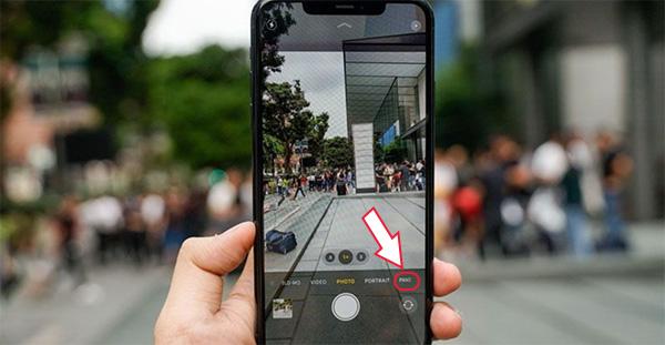 Chụp ảnh 360 độ trên iPhone