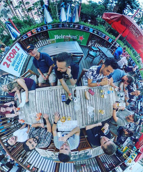 Cách chụp ảnh 360 độ trên iPhone