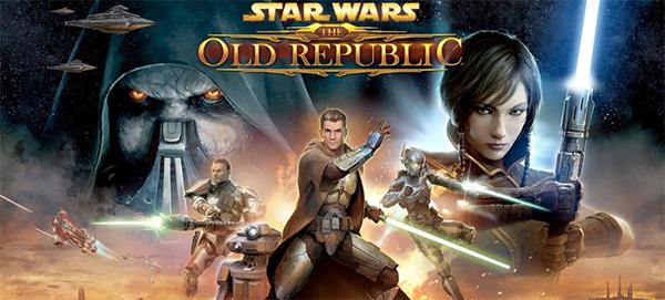Game MMORPG hay Star Wars Old Republic